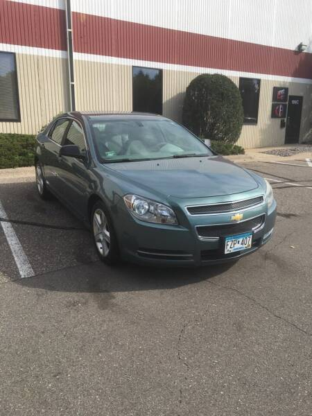2009 Chevrolet Malibu for sale at Specialty Auto Wholesalers Inc in Eden Prairie MN
