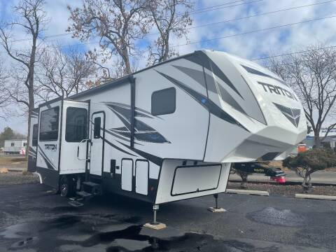 2019 Triton 3531 for sale at Z Auto Sales in Boise ID