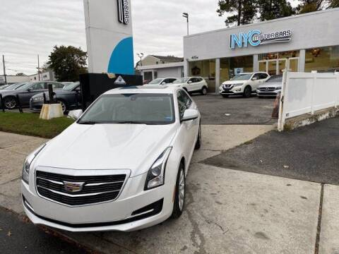 2018 Cadillac ATS for sale at NYC Motorcars in Freeport NY
