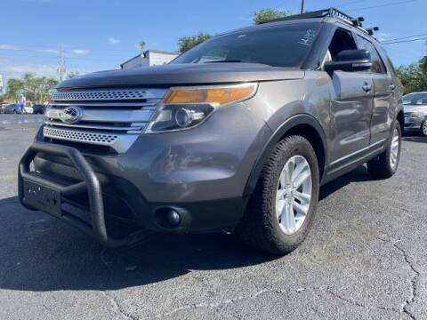 2014 Ford Explorer for sale at Mike Auto Sales in West Palm Beach FL