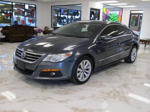 2009 Volkswagen CC for sale at Dealer One Auto Credit in Oklahoma City OK