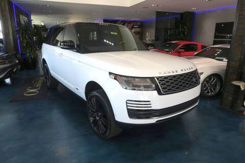 2019 Land Rover Range Rover for sale at OC Autosource in Costa Mesa CA