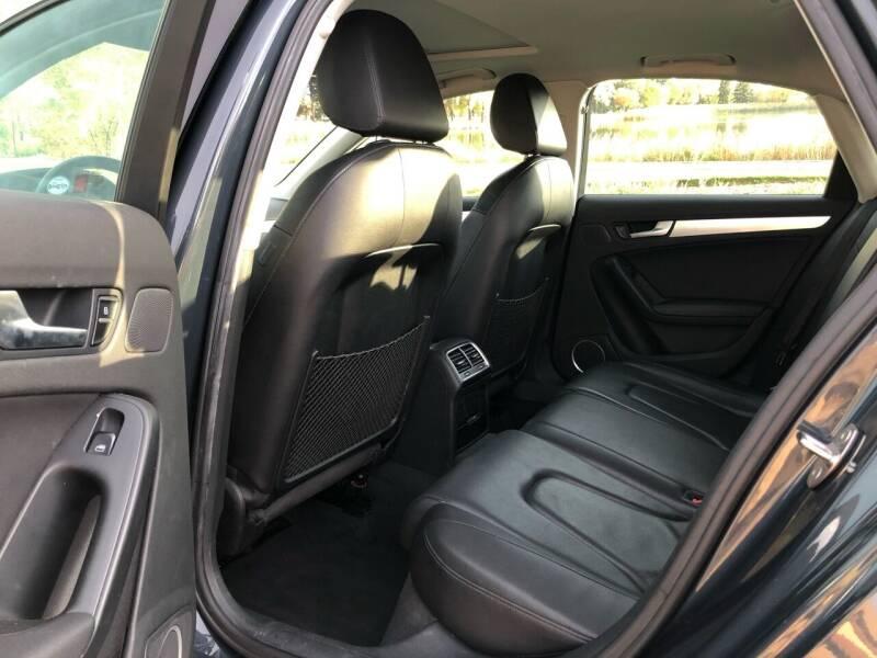 2011 Audi A4 AWD 2.0T quattro Prestige 4dr Sedan 8A - Denver CO