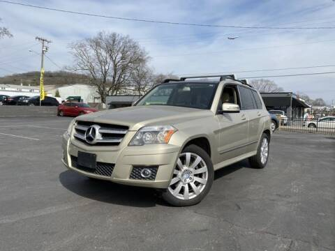 2012 Mercedes-Benz GLK for sale at Auto Credit Group in Nashville TN
