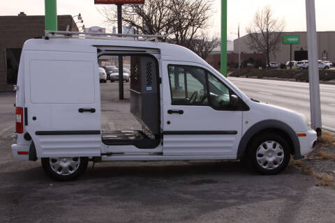 2013 Ford Transit Connect for sale at Northland Auto Sales in Kansas City MO