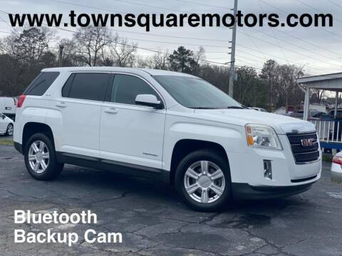 2014 GMC Terrain for sale at Town Square Motors in Lawrenceville GA