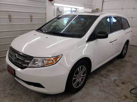 2013 Honda Odyssey for sale at Jem Auto Sales in Anoka MN