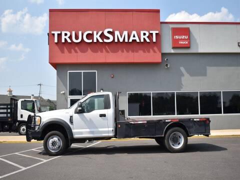 2017 Ford F-550 Super Duty for sale at Trucksmart Isuzu in Morrisville PA