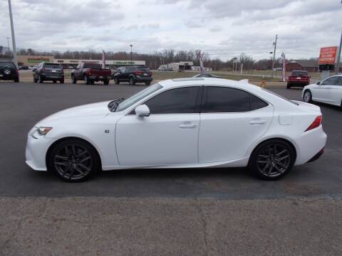 2016 Lexus IS 350 for sale at West TN Automotive in Dresden TN