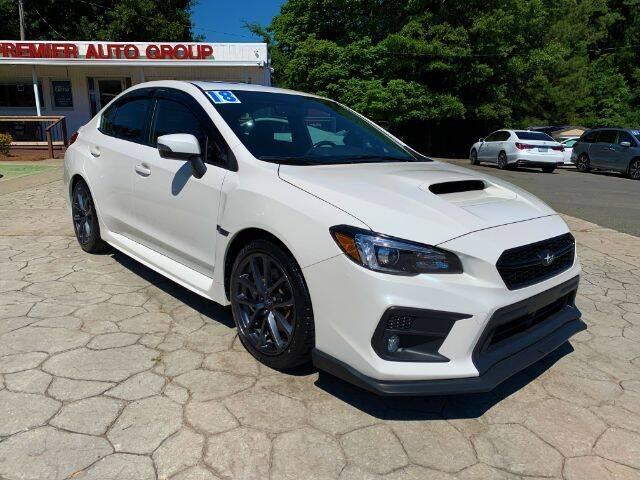 2018 Subaru WRX for sale in Durham, NC