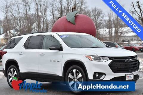 2020 Chevrolet Traverse for sale at APPLE HONDA in Riverhead NY