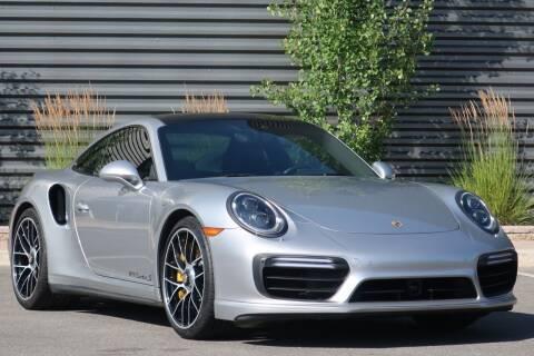 2017 Porsche 911 for sale at Sun Valley Auto Sales in Hailey ID