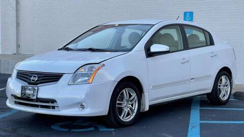 2011 Nissan Sentra for sale at Carland Auto Sales INC. in Portsmouth VA