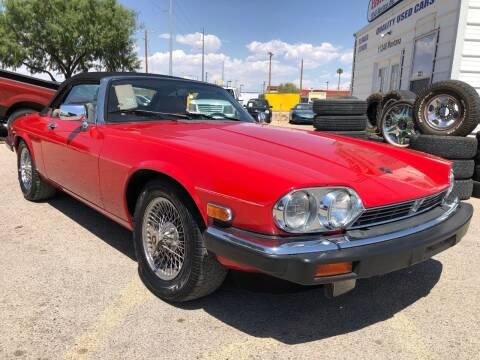 1990 Jaguar XJ-Series for sale at Eastside Auto Sales in El Paso TX