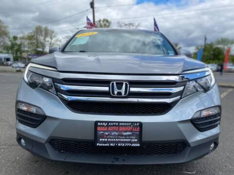 2018 Honda Pilot for sale at Nasa Auto Group LLC in Passaic NJ