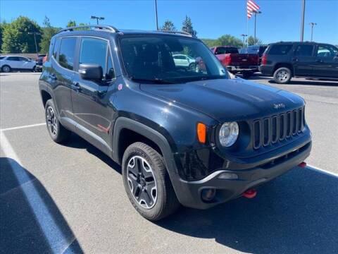 2017 Jeep Renegade for sale at Bob Weaver Auto in Pottsville PA