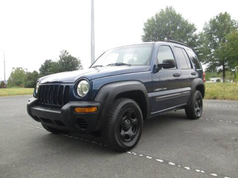 2003 Jeep Liberty for sale at Unique Auto Brokers in Kingsport TN