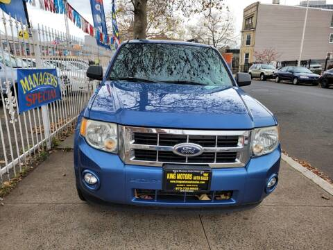 2009 Ford Escape for sale at KING MOTORS AUTO SALES, INC in Newark NJ