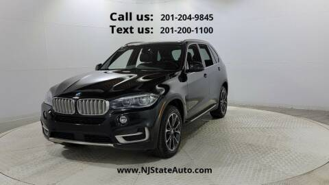 2018 BMW X5 for sale at NJ State Auto Used Cars in Jersey City NJ