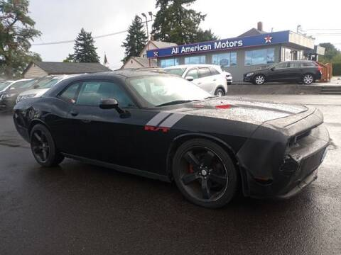 2012 Dodge Challenger for sale at All American Motors in Tacoma WA