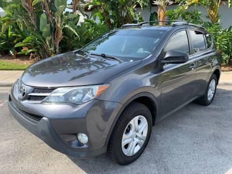 2014 Toyota RAV4 for sale at Mirabella Motors in Tampa FL