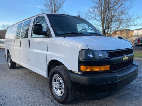 2020 Chevrolet Express Cargo for sale at HERSHEY'S AUTO INC. in Monroe NY