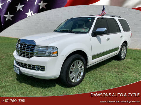 2014 Lincoln Navigator for sale at Dawsons Auto & Cycle in Glen Burnie MD