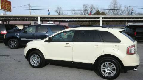 2008 Ford Edge for sale at Lewis Used Cars in Elizabethton TN