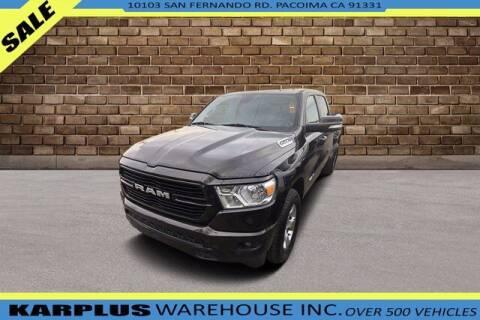 2019 RAM Ram Pickup 1500 for sale at Karplus Warehouse in Pacoima CA
