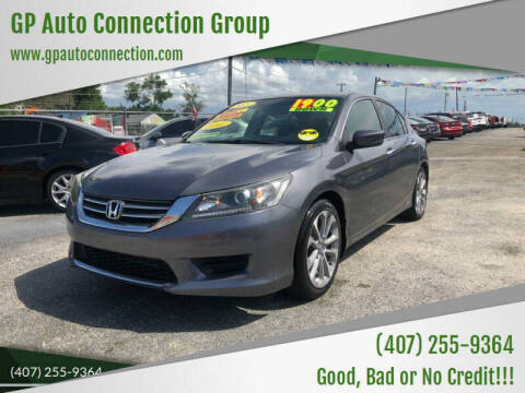 2013 Honda Accord for sale at GP Auto Connection Group in Haines City FL