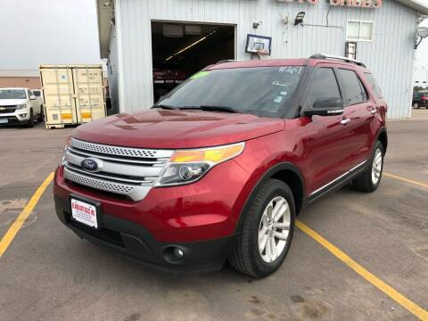 2015 Ford Explorer for sale at De Anda Auto Sales in South Sioux City NE