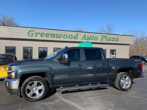 2017 Chevrolet Silverado 1500 for sale at Greenwood Auto Plaza in Greenwood MO