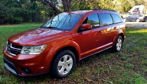 2012 Dodge Journey for sale at Progress Auto Sales in Durham NC