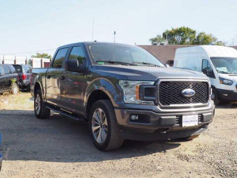 2018 Ford F-150 for sale at MAPLECREST FORD LINCOLN USED CARS in Vauxhall NJ
