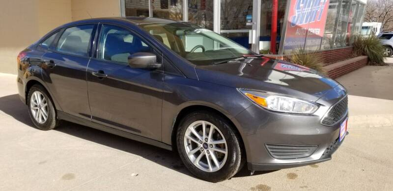 2018 Ford Focus for sale at Swift Auto Center of North Platte in North Platte NE