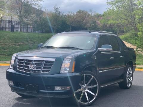 2007 Cadillac Escalade EXT for sale at Diamond Automobile Exchange in Woodbridge VA
