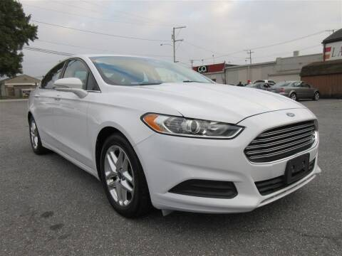 2013 Ford Fusion for sale at Cam Automotive LLC in Lancaster PA