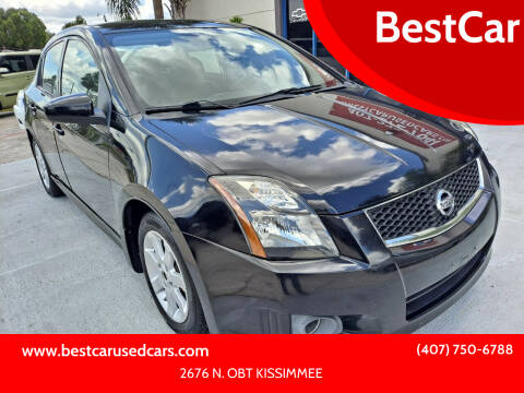 2010 Nissan Sentra for sale at BestCar in Kissimmee FL
