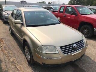 2002 Volkswagen Passat for sale at WELLER BUDGET LOT in Grand Rapids MI