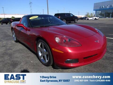 2008 Chevrolet Corvette for sale at East Syracuse Performance Sales & Service in Syracuse NY