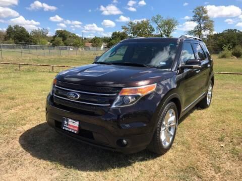 2014 Ford Explorer for sale at LA PULGA DE AUTOS in Dallas TX