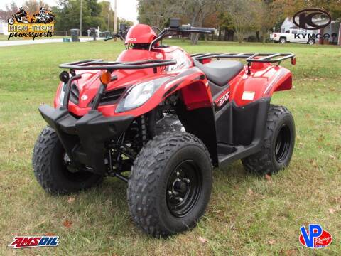 2019 Kymco MXU 270 for sale at High-Thom Motors - Powersports in Thomasville NC