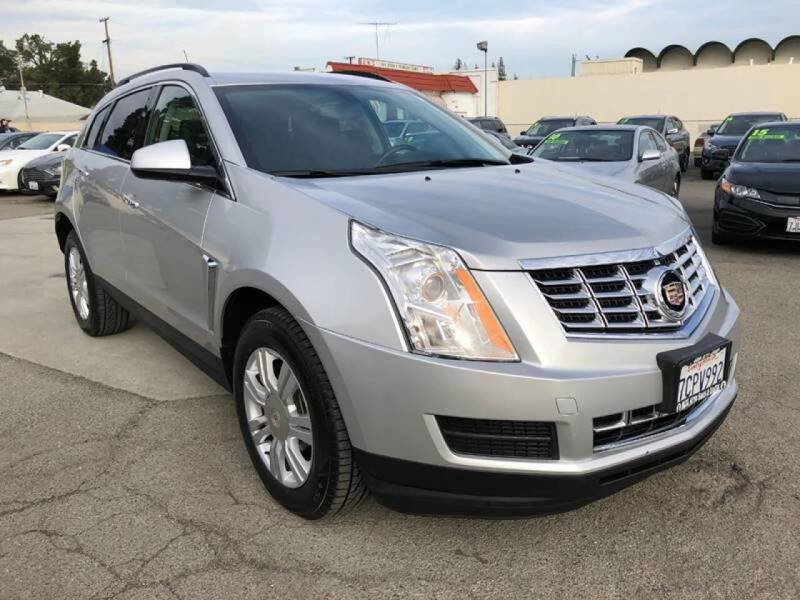 2014 Cadillac SRX for sale at H & K Auto Sales & Leasing in San Jose CA
