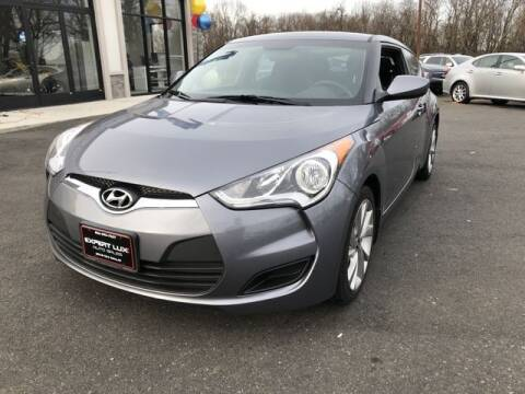 2016 Hyundai Veloster for sale at Cj king of car loans/JJ's Best Auto Sales in Troy MI