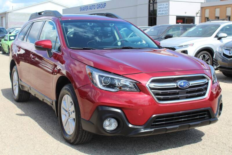 2018 Subaru Outback for sale at SHAFER AUTO GROUP in Columbus OH