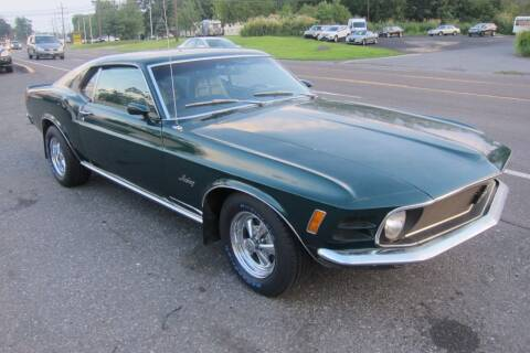 1970 Ford Mustang for sale at K & R Auto Sales,Inc in Quakertown PA