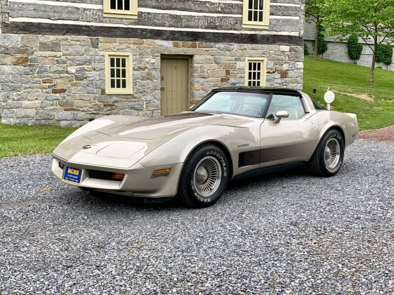 1982 Chevrolet Corvette for sale at All Collector Autos LLC in Bedford PA