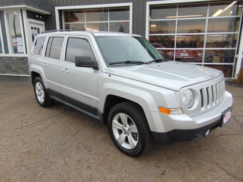 2011 Jeep Patriot for sale at Akron Auto Sales in Akron OH