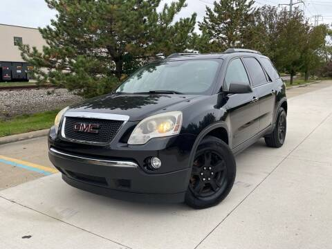 2012 GMC Acadia for sale at A & R Auto Sale in Sterling Heights MI