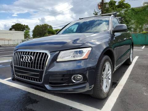 2015 Audi Q5 for sale at Eden Cars Inc in Hollywood FL